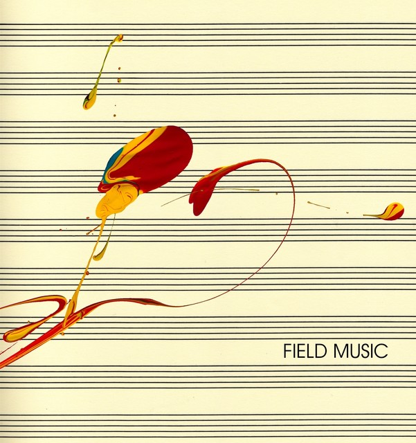 Album cover for Measure by Field Music