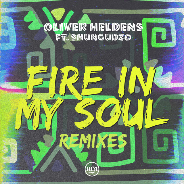 Fire In My Soul - Justin Caruso Remix, a song by Oliver