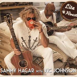 Sammy Hagar, Vic Johnson Eagles Fly cover