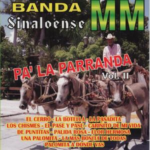 Pa la Parranda, Vol. 2 Albumcover