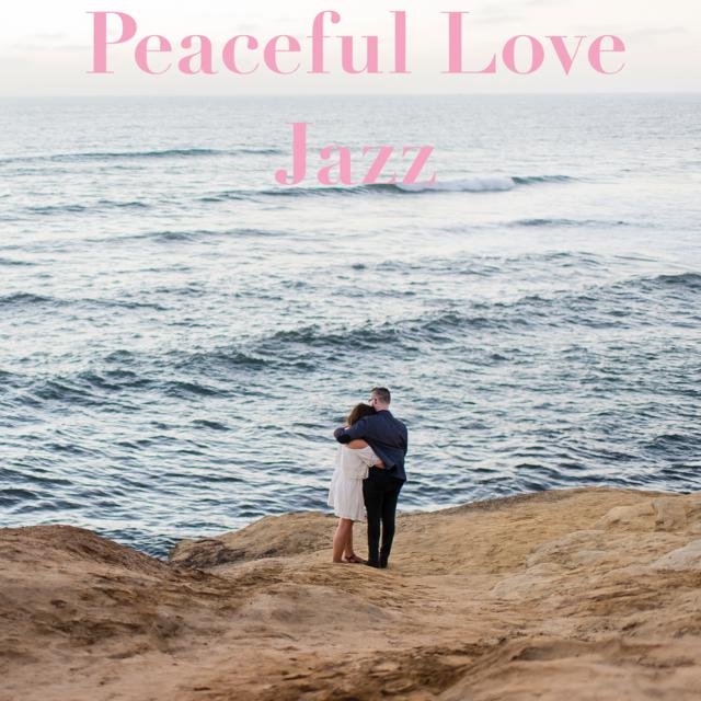 Various Artists Peaceful Love Jazz album cover