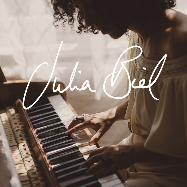 Album cover for Julia Biel by Julia Biel