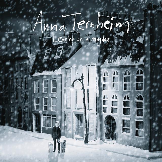 Skivomslag för Anna Ternheim: Leaving On A Mayday