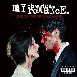 Life On The Murder Scene Albumcover