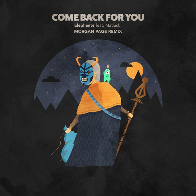 Come Back For You (Morgan Page Remix)