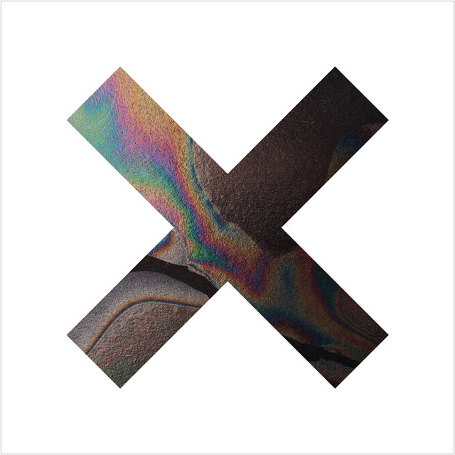 Album cover for Coexist by The xx