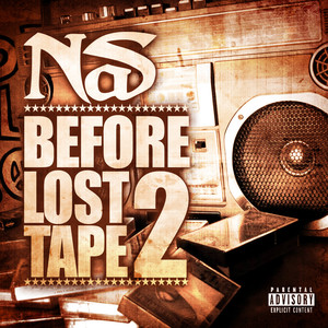 Before Lost Tape 2 Albumcover