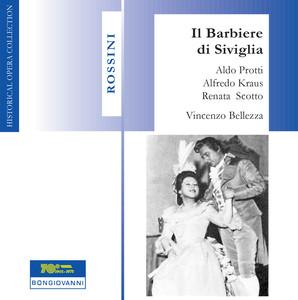 Rossini: Il Barbiere di Siviglia (Live) Albümü