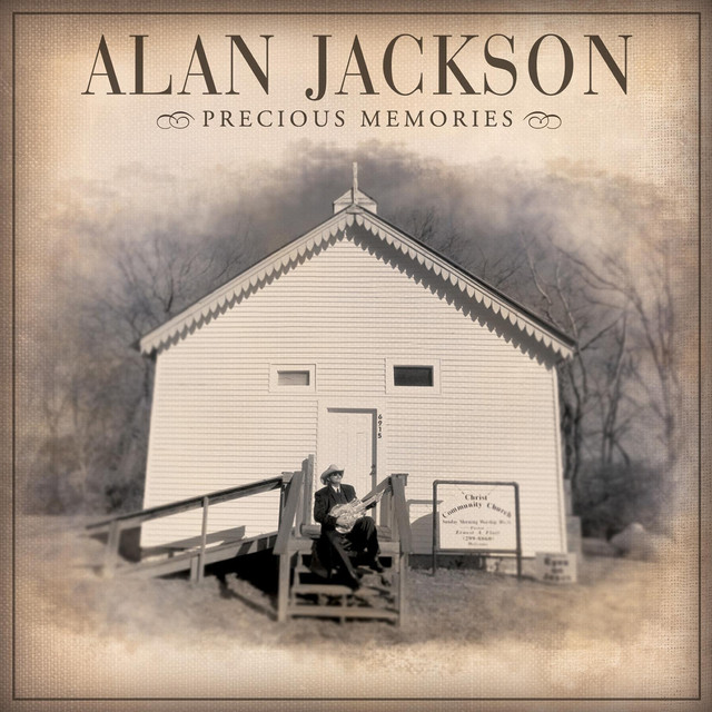 The Old Rugged Cross U2013 Alan Jackson On Spotify