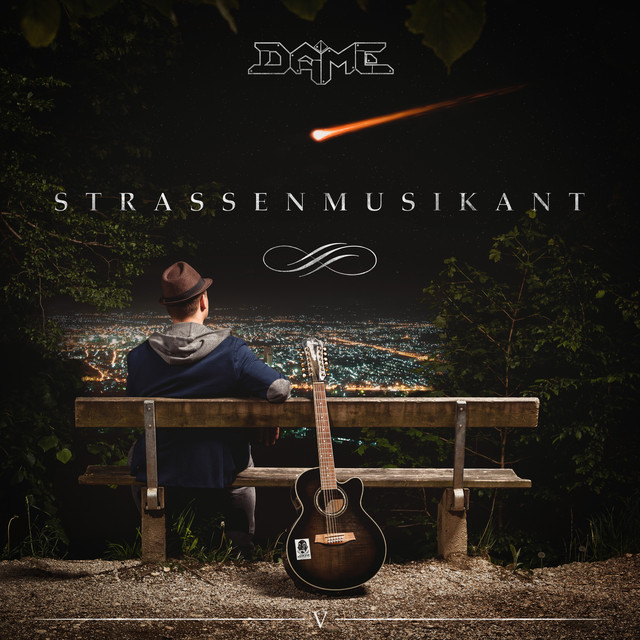 Album cover for Straßenmusikant by Dame