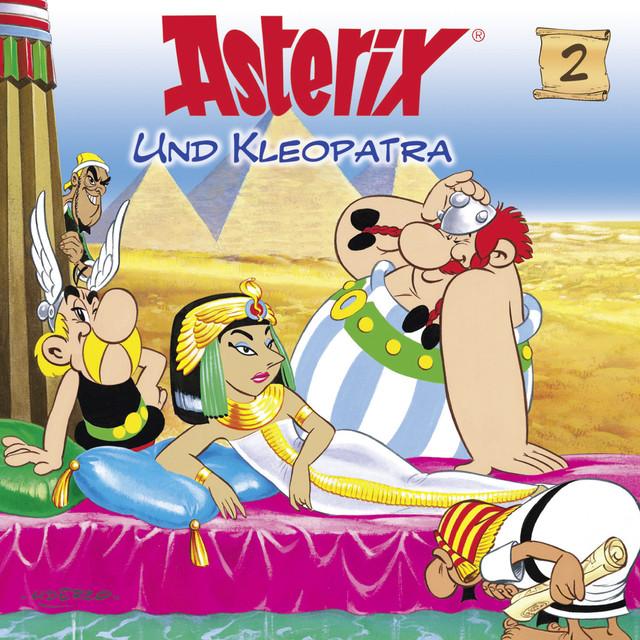 02: Asterix und Kleopatra Cover
