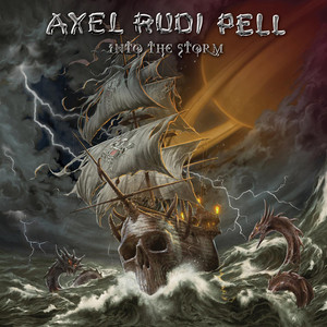 Axel Rudi Pell Long Way To Go cover