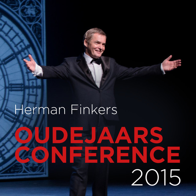 Album cover for Oudejaarsconference 2015 by Herman Finkers