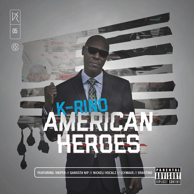 American Heroes (The Big Seven #5)