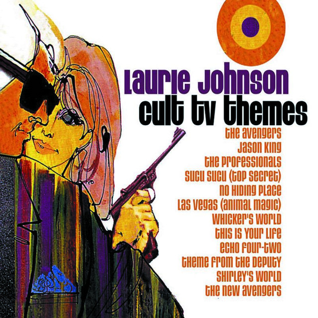 The New Avengers, a song by Laurie Johnson's Big Band on Spotify