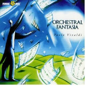Orchestral Fantasia (Fantasy, Woodwind Soundtrack Ringtone Edition) Albumcover