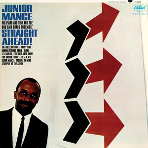 Junior Mance Trouble in Mind cover