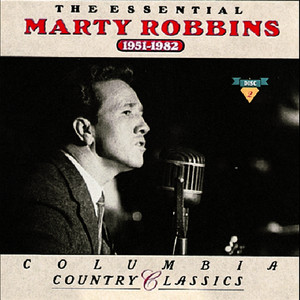 Marty Robbins Song of the Bandit cover