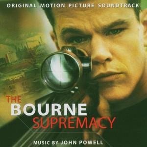 The Bourne Supremacy Albumcover