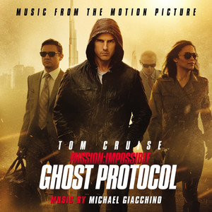 Mission: Impossible - Ghost Protocol Albumcover