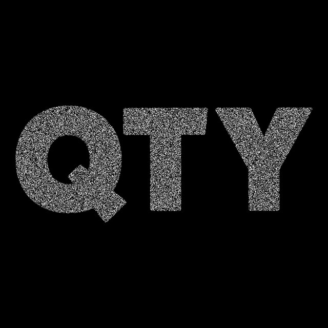 Album cover for QTY by QTY