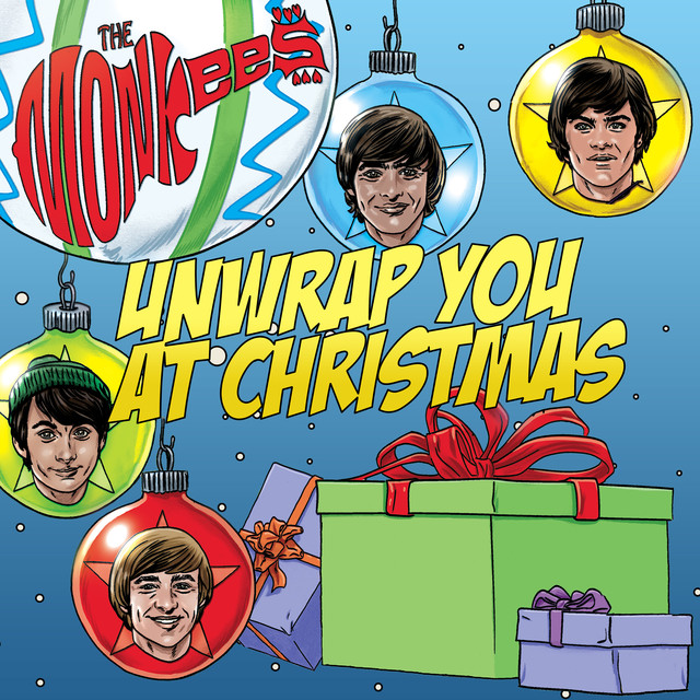 Monkees Christmas Party.Unwrap You At Christmas Remix A Song By The Monkees Tom