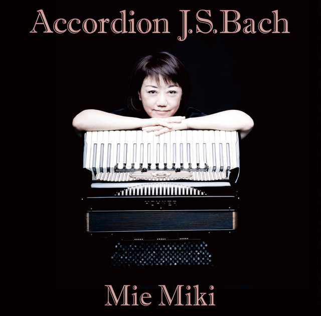 Accordion J.S. Bach