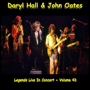 Legends Live In Concert, Volume 43 album