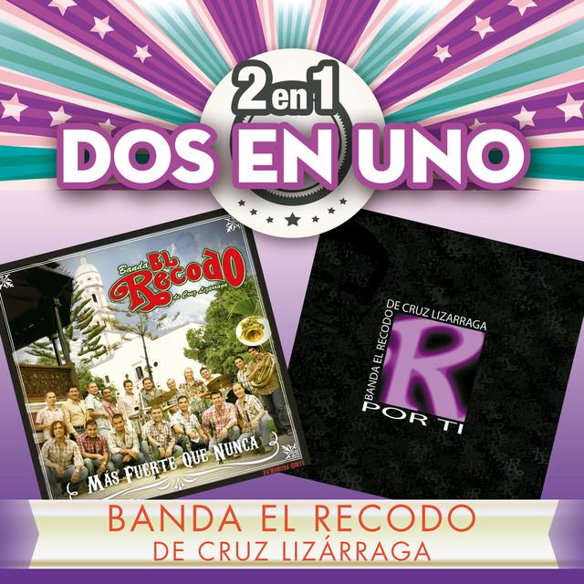 Album cover for 2En1 by Banda El Recodo