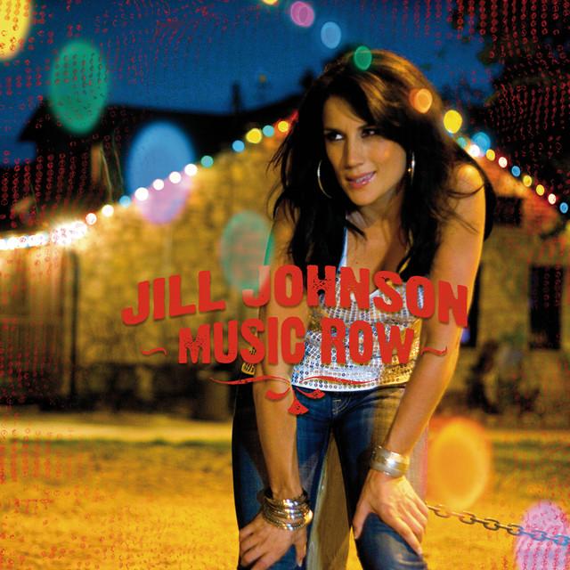 Skivomslag för Jill Johnson: Music Row