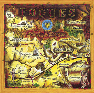 The Pogues Marseille Figs A Rainy Night in Soho cover