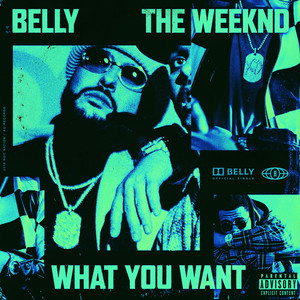 Belly, The Weeknd What You Want cover