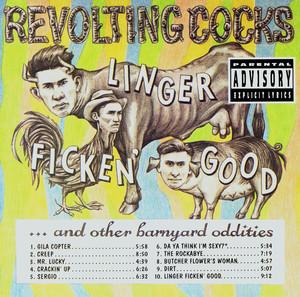 Linger Ficken' Good...and Other Barnyard Oddities album