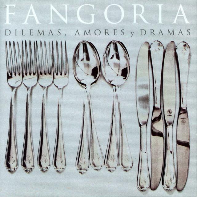 Fangoria Dilemas, amores y dramas album cover