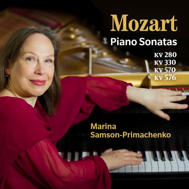 Mozart: Piano Sonatas Nos. 3, 10, 17 & 18