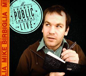 My Secret Public Journal Live Albumcover