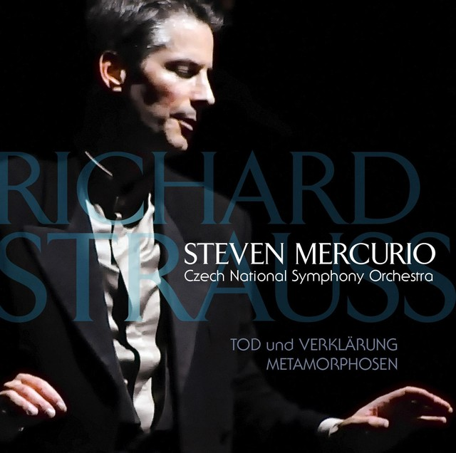Strauss: Metamorphosen and Tod und Verklärung Albumcover
