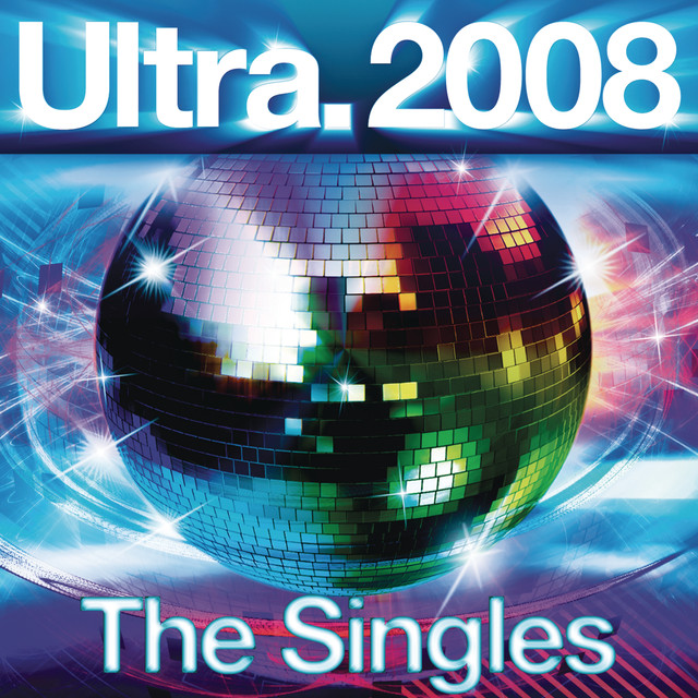 Various Artists Ultra 2008 - The Singles album cover
