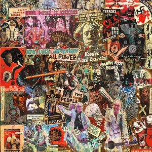 Album cover for Bad Luck Jonathan by Bad Luck Jonathan