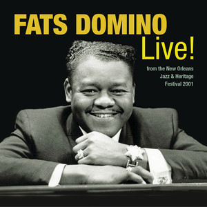 Fats Domino Live! From The New Orleans Jazz & Heritage Festival 2001