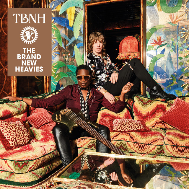 Album cover for TBNH by The Brand New Heavies