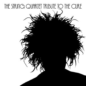 Vitamin String Quartet Tribute to The Cure Albumcover