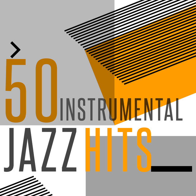 50 Instrumental Jazz Hits Albumcover