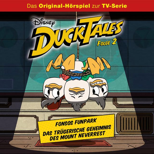 Folge 02: Fonsos Funpark  -  Das trügerische Geheimnis des Mount Neverrest Cover