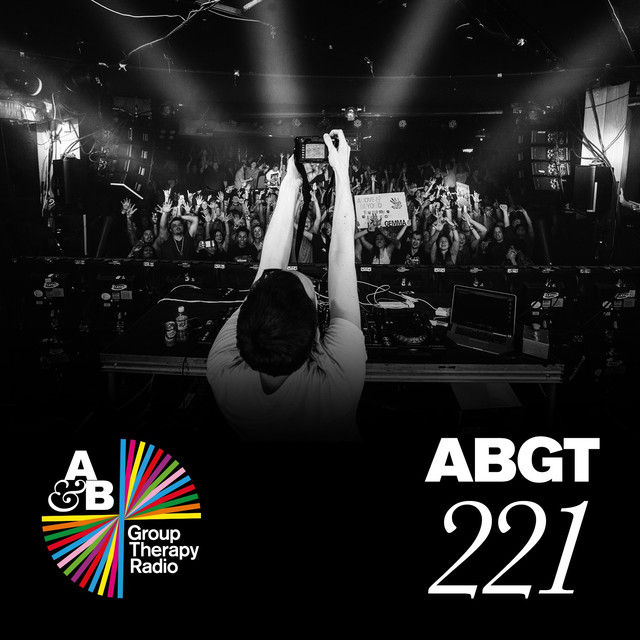 Album cover for Group Therapy 221 by Above & Beyond