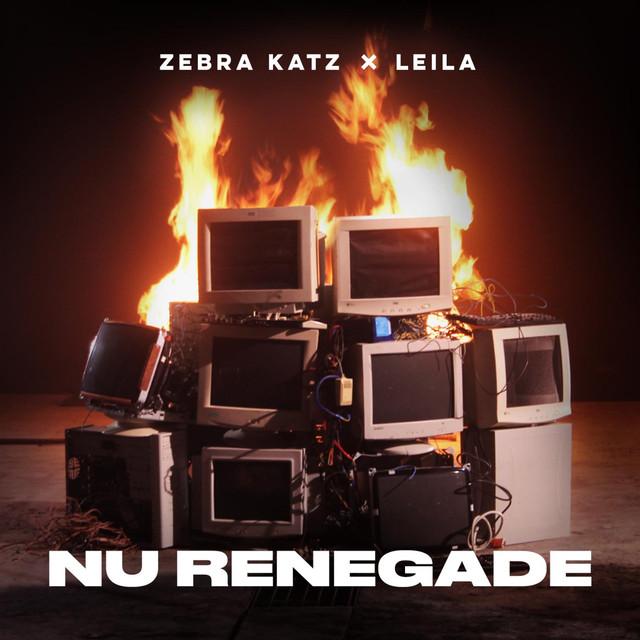 Nu Renegade Albumcover