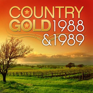 Country Gold 1988 & 1989 Albumcover