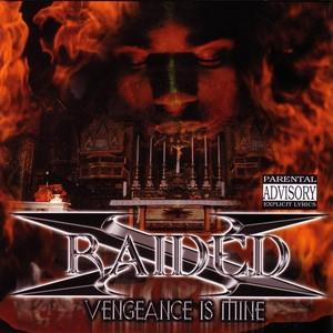 Vengeance Is Mine Albumcover
