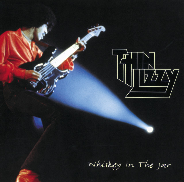 Thin Lizzy Whiskey in the Jar album cover