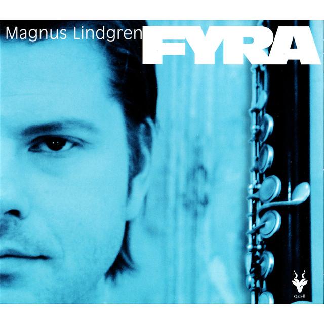 Skivomslag för Magnus Lindgren: Fyra